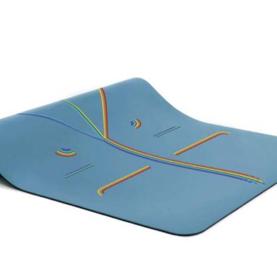 Liforme Yogamat Blauw Rainbow 2 185€