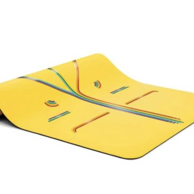 Liforme Yogamat Geel Rainbow 2 185€
