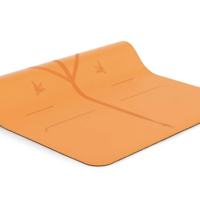 Liforme Yogamat Oranje Happiness 160€