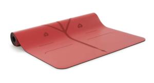 Liforme Yogamat Red LOVE 160€